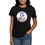 Pi-receding Women's Dark T-Shirt