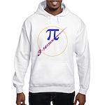 Pi-receding Hooded Sweatshirt