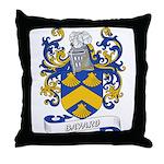 Bayard Coat of Arms Throw Pillow