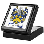Bayard Coat of Arms Keepsake Box