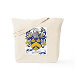 Bayard Coat of Arms Tote Bag