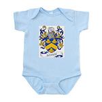 Bayard Coat of Arms Infant Creeper