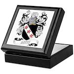 Betts Coat of Arms Keepsake Box