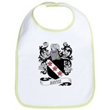 Betts Coat of Arms Bib