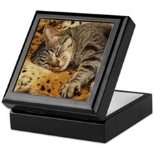 Sleeping Bud Keepsake Box
