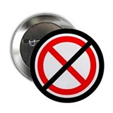 "No Banning 2.25"" Button"