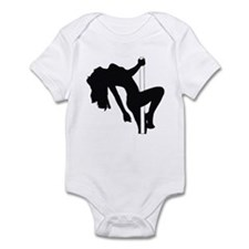 Classic Stripper Infant Bodysuit