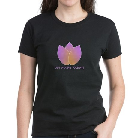 Lotus Women's Dark T-Shirt