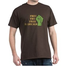 Free the Free Radicals T-Shirt