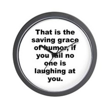 That grace Wall Clock
