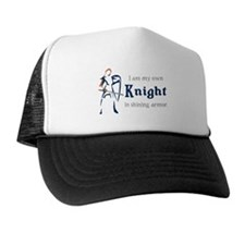 My Own Knight Trucker Hat