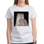Great Horned Owl Women's T-Shirt