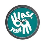 ASL Terp Wall Clock