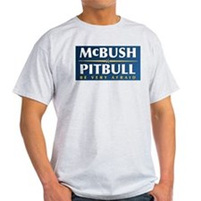 McBush - Pitbull for 2008: Be Very Afraid