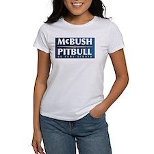 McBush - Pitbull Tee