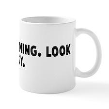 Jesus is coming Look busy Mug