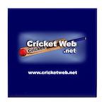 Cricket Web Tile Coaster