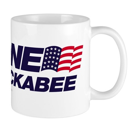Anyone But Huckabee Mug
