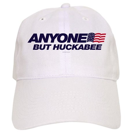 Anyone But Huckabee Cap