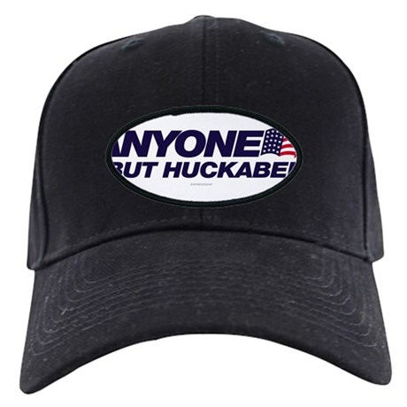 Anyone But Huckabee Black Cap