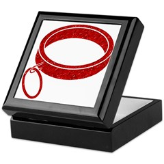 slave Collar Keepsake Box