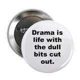 "Hitchcock quotation 2.25"" Button (10 pack)"
