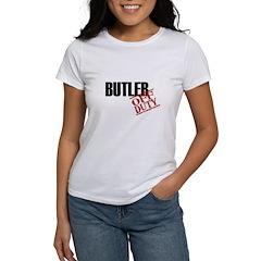 Off Duty Butler Women's T-Shirt
