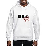 Off Duty Butler Hooded Sweatshirt
