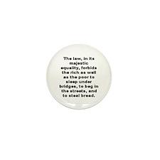 Anatole Mini Button (100 pack)