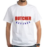 Retired Butcher Shirt