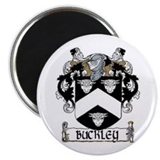 "Buckley Coat of Arms 2.25"" Magnet (10 pack)"