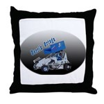 derrik Ortega Throw Pillow