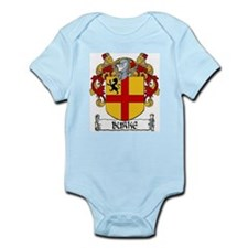 Burke Coat of Arms Infant Bodysuit