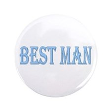 "Wedding Party 3.5"" Button"