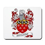 Boylston Coat of Arms Mousepad
