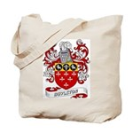 Boylston Coat of Arms Tote Bag