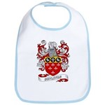 Boylston Coat of Arms Bib