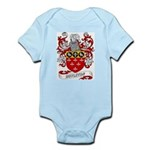Boylston Coat of Arms Infant Creeper