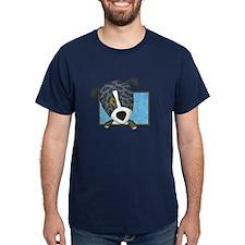 Cartoon Catahoula Leopard Dog T-Shirt