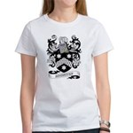 Brewster Coat of Arms Women's T-Shirt
