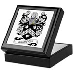 Brewster Coat of Arms Keepsake Box