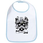 Brewster Coat of Arms Bib