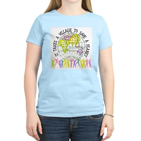 It Takes A Village Women's Light T-Shirt