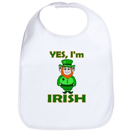 Yes I'm Irish Bib