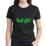 Thai Girl Thailand Tee