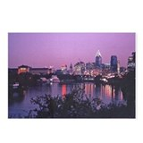 Philadelphia - 1986 Postcards (Package of 8)