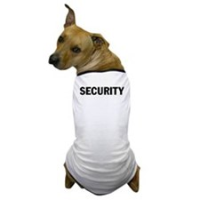 SECURITY - Intimidating Dog T-Shirt