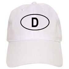 Cute Central europe Baseball Cap