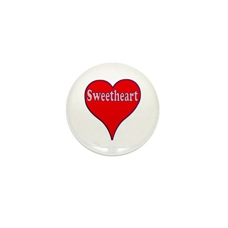 Sweetheart Mini Button