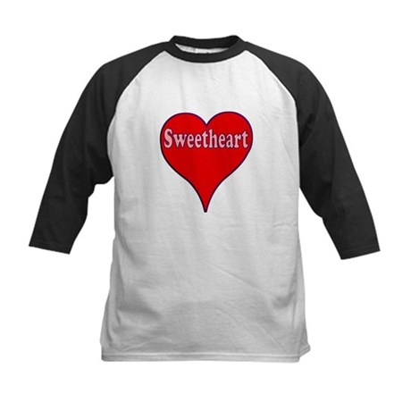 Sweetheart Kids Baseball Jersey